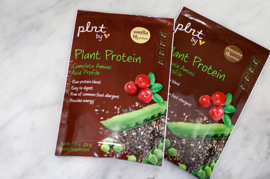 Plnt Chocolate Protein Powder