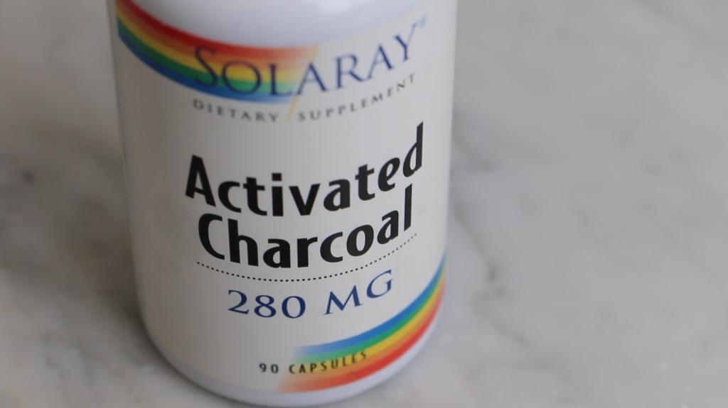 Charcoal Detoxing