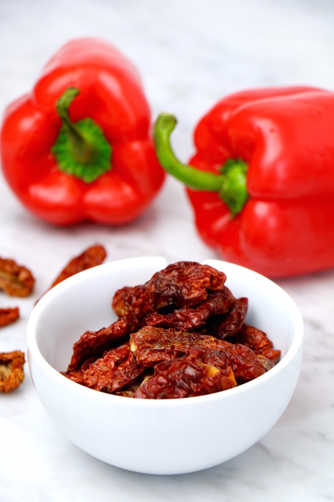 Sundried Tomato Hummus Ingredients