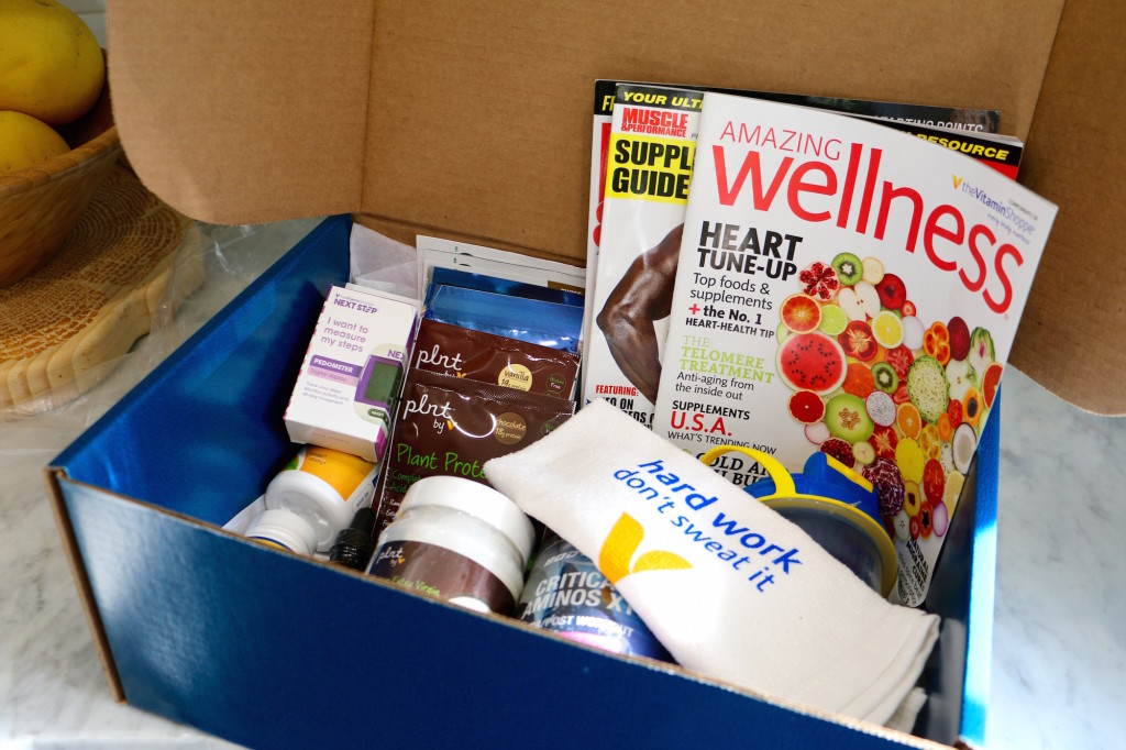 The Vitamin Shoppe Goal Package