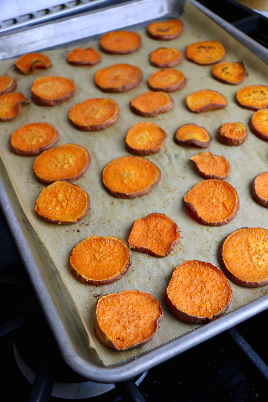 Healthy Chicken Fajita Sweet Potato Nachos Whitney E Rd