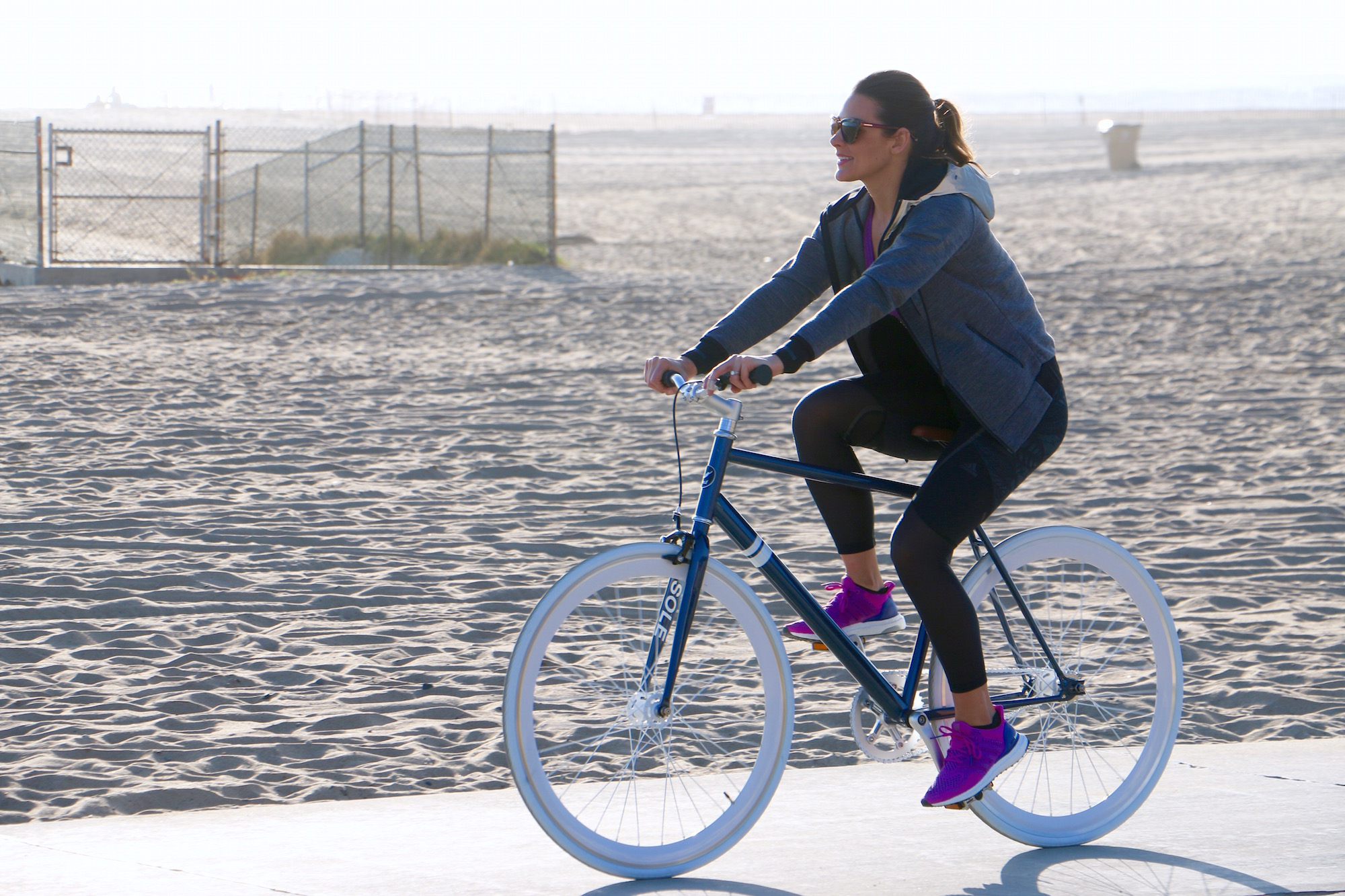 Santa Monica Beach Bike Rides - Sole Bikes - The Whaler