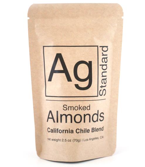 Ag Standard Almonds