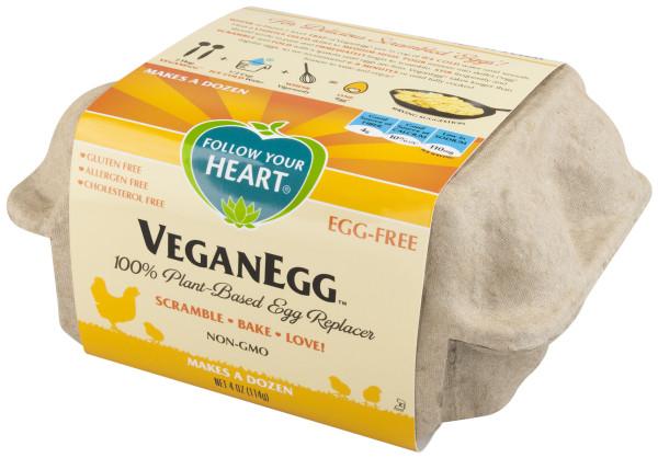 VeganEgg Follow Your Heart