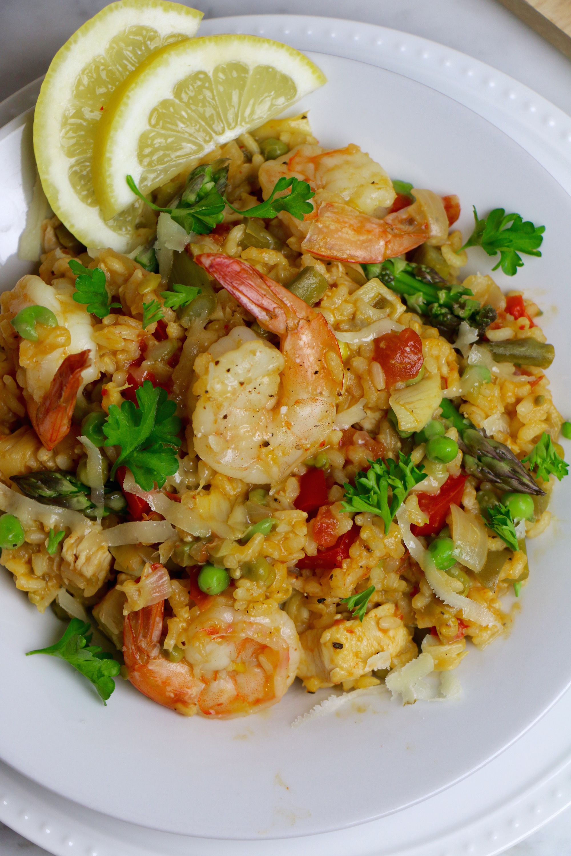 Easy Healthy Paella