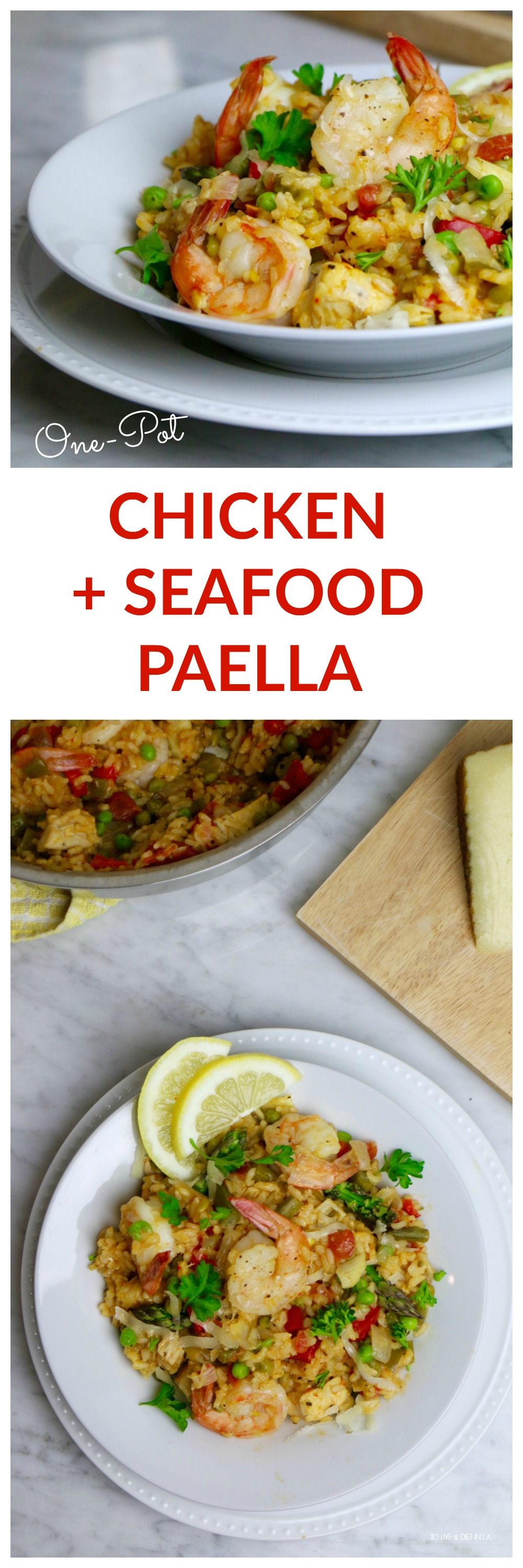 One-Pot Mixed Paella