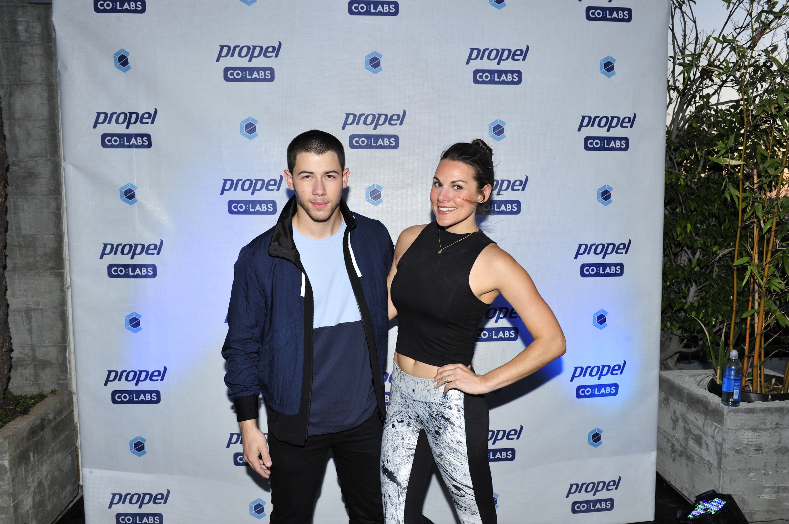 Nick Jonas + Whitney English