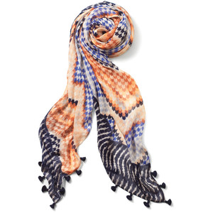 stella and dot globetrotter scarf