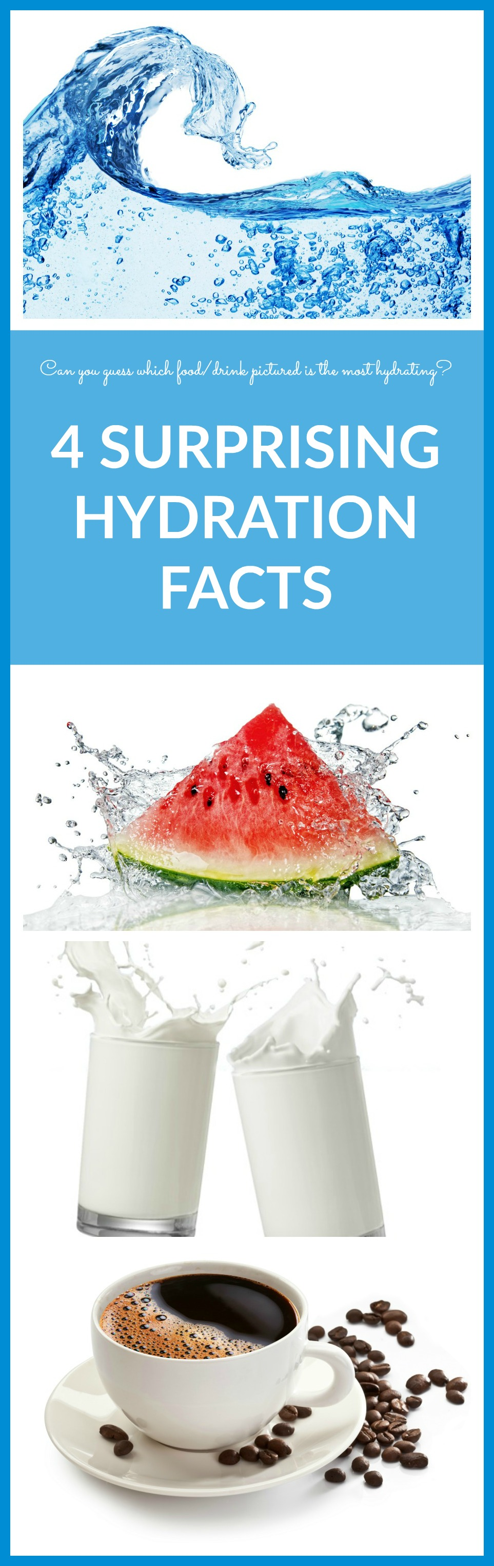 4 Surprising Hydration Facts