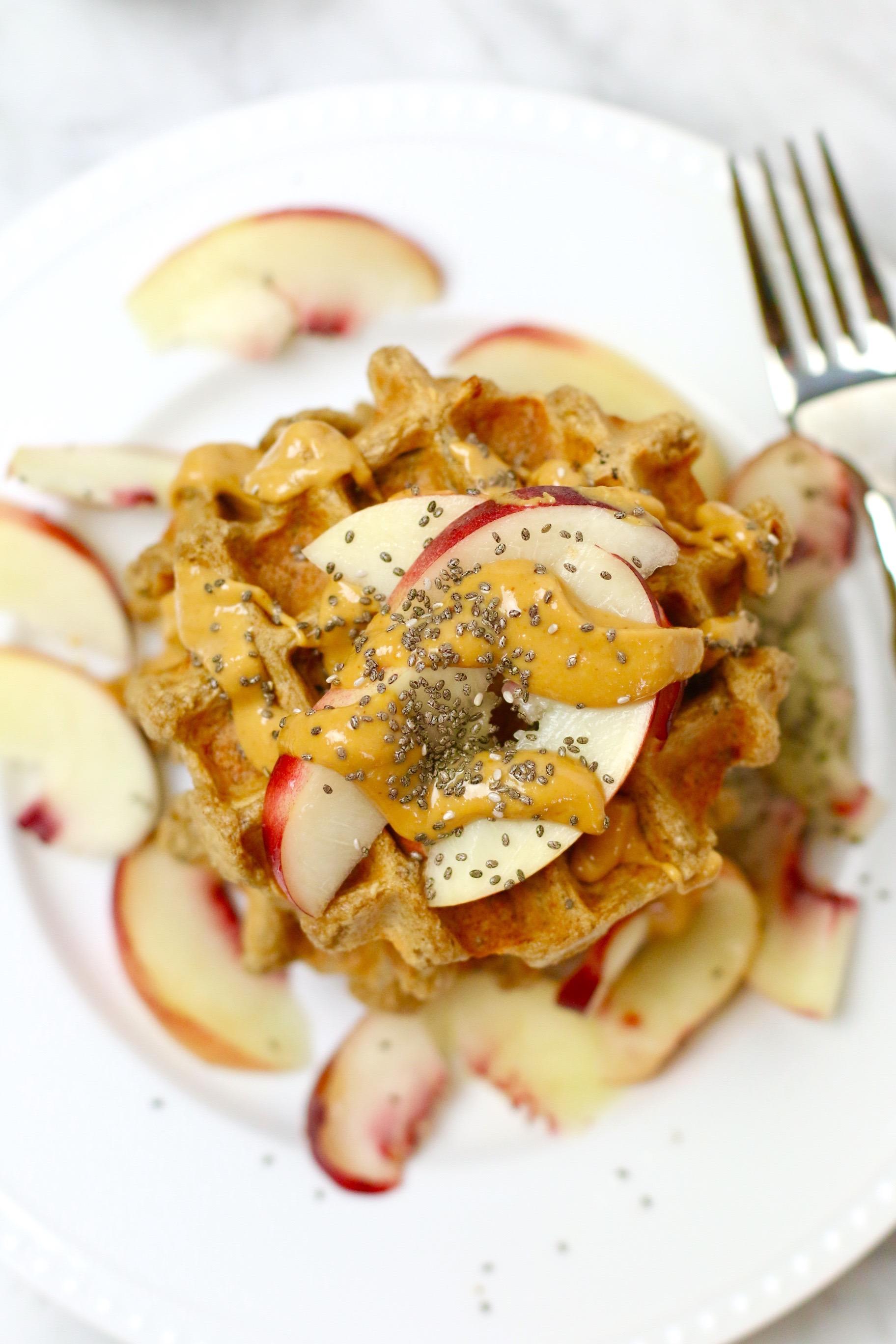 nut-free-waffles