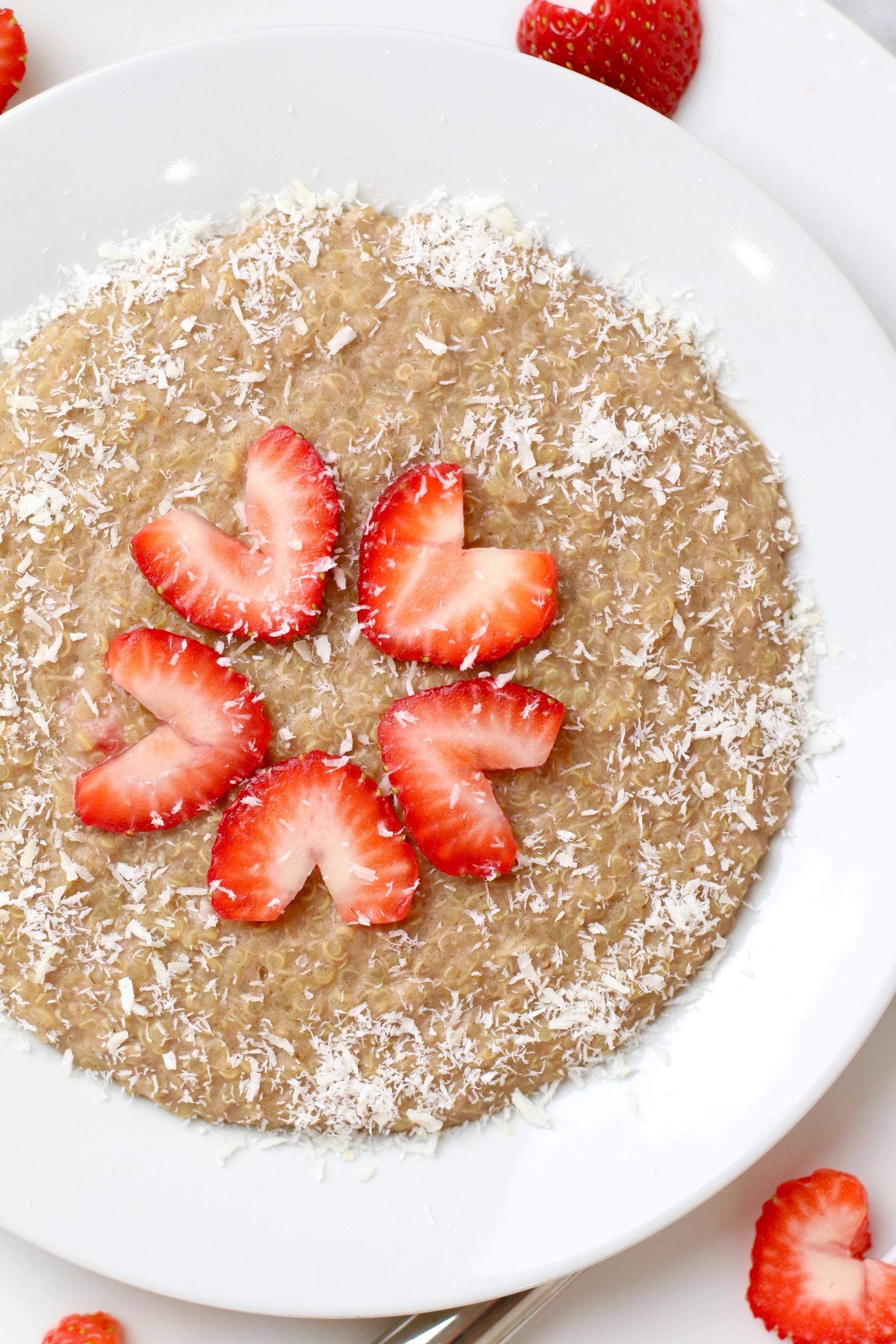strawberry-coconut-quinoa