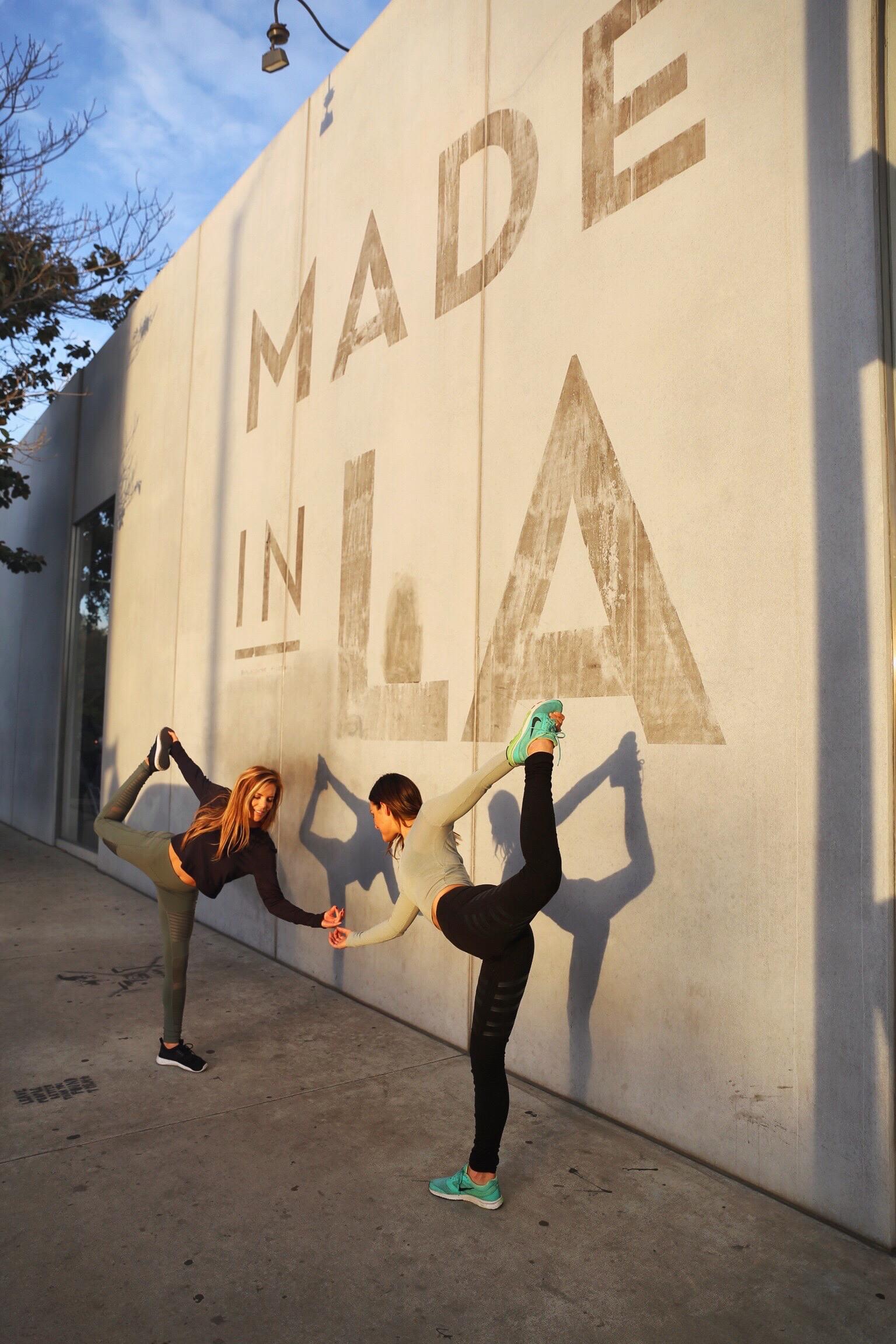 made in LA wall cisco home