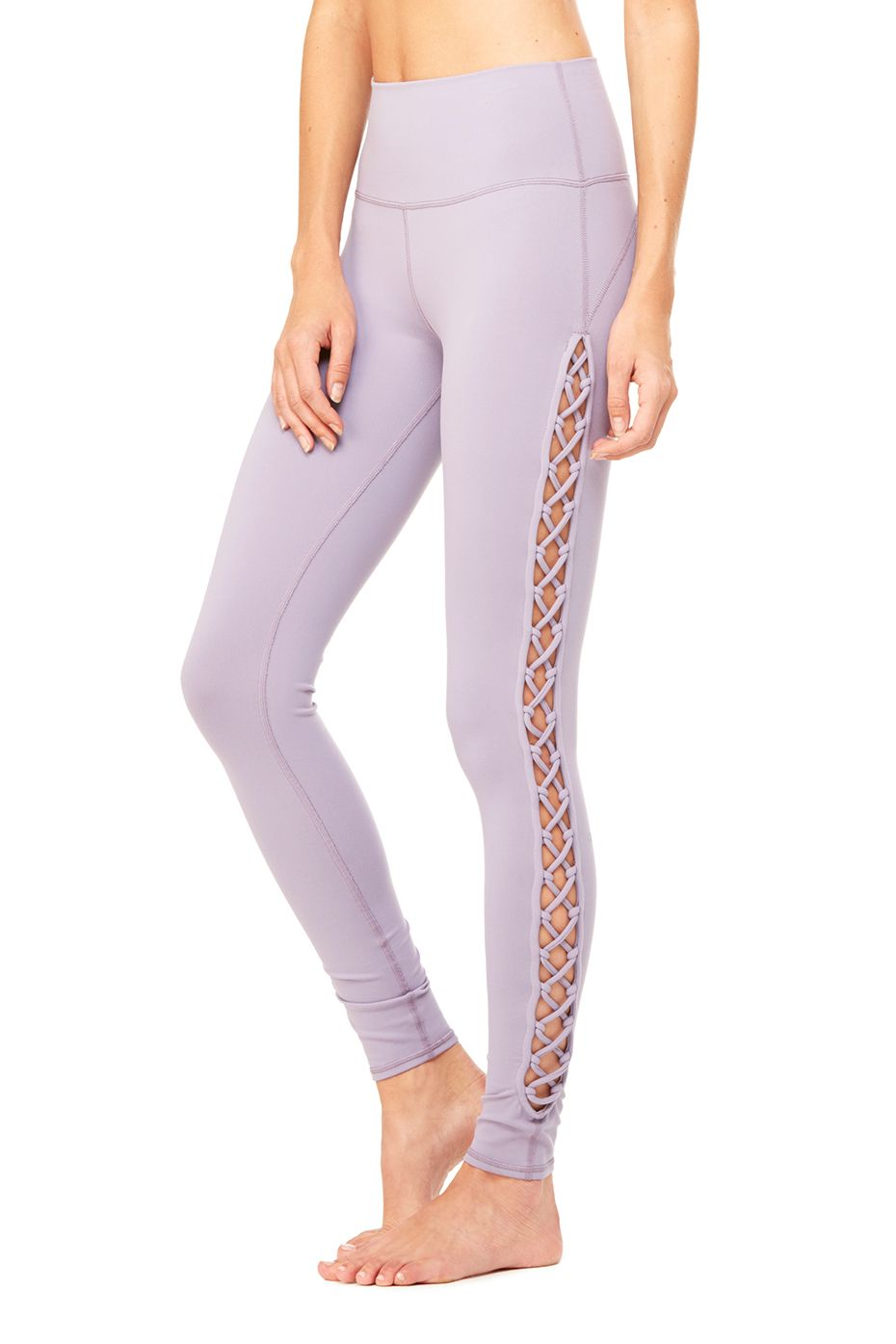 alo interlace legging