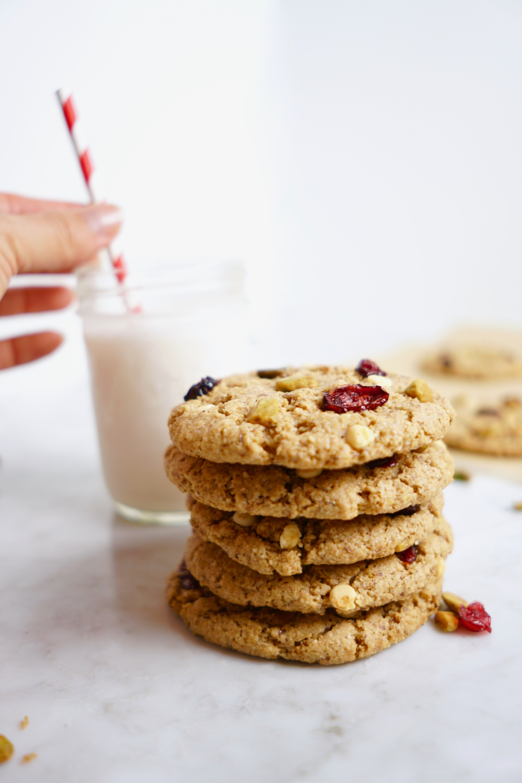 Gluten-Free Vegan Christmas Cookies