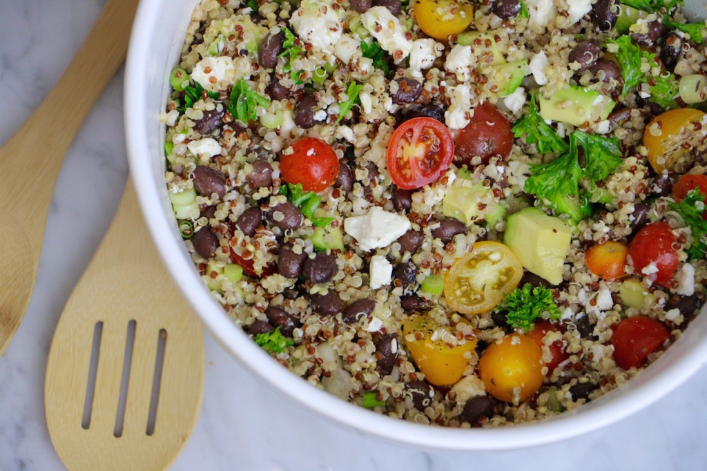 Black-Bean-Quinoa-Avocado-Salad