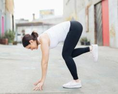 tone it up leg workout