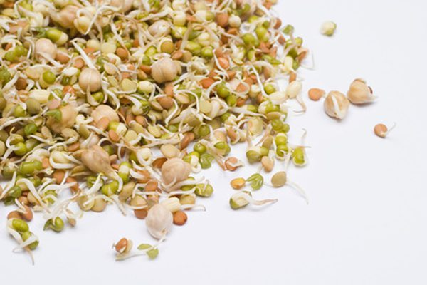 raw sprouts during pregnancy