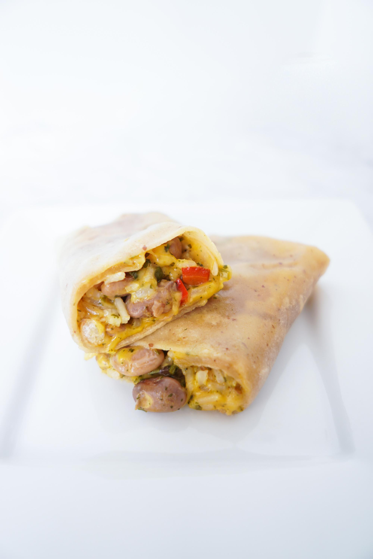 Daiya Burrito