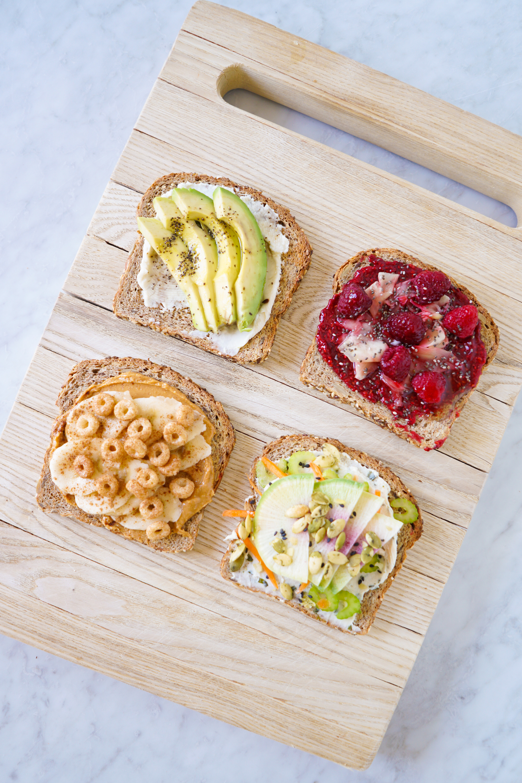 Vegan Toast Recipes