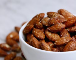 almonds best post workout snack