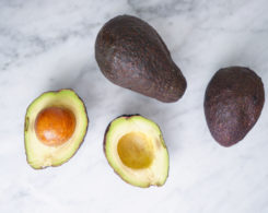 Foods for fertility avocado