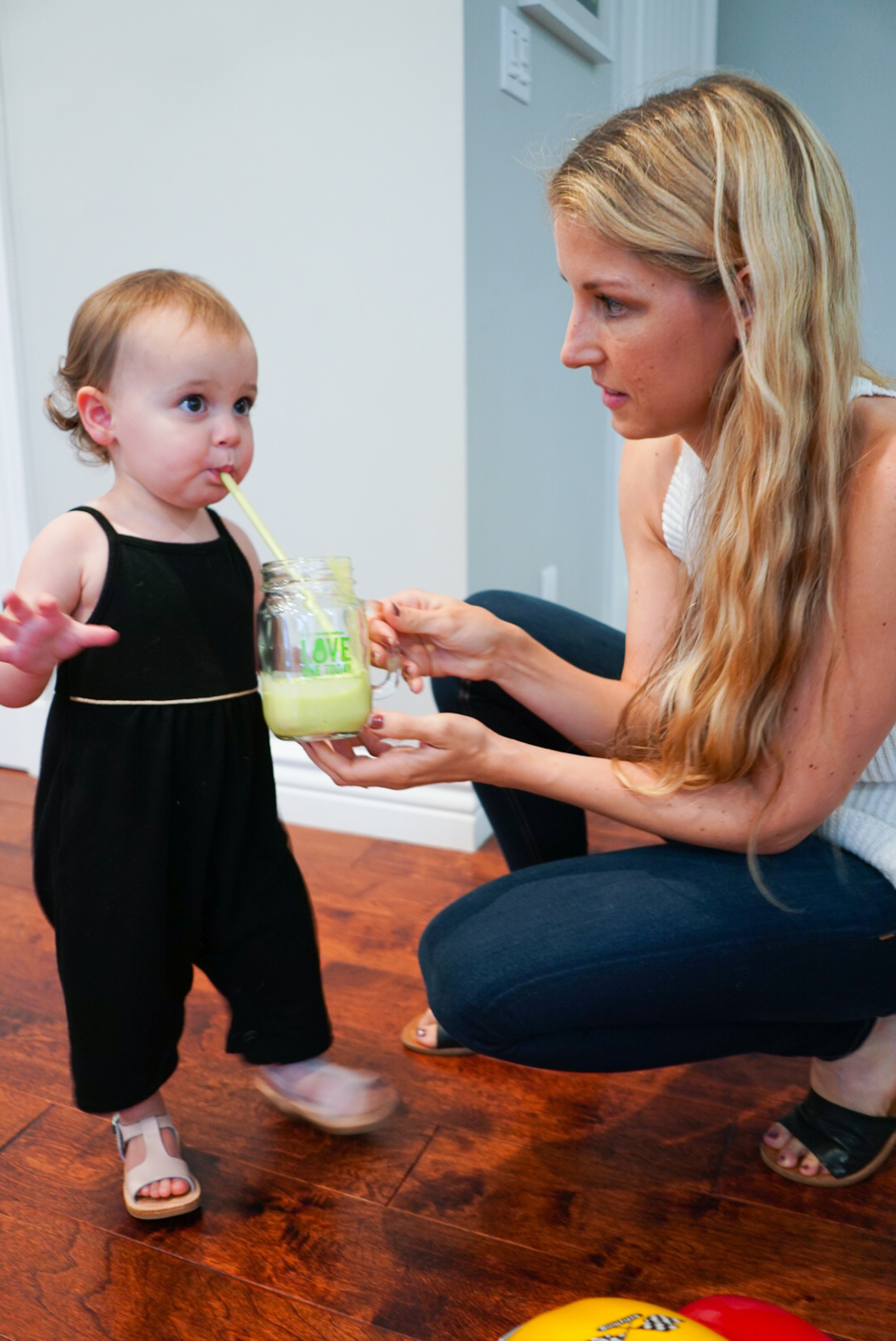 Baby Avocado Smoothie