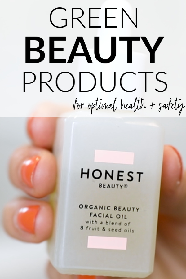 honest beauty pin