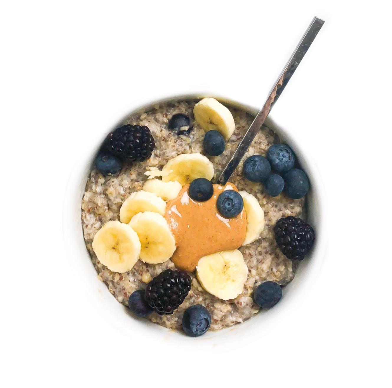 super seed oatmeal