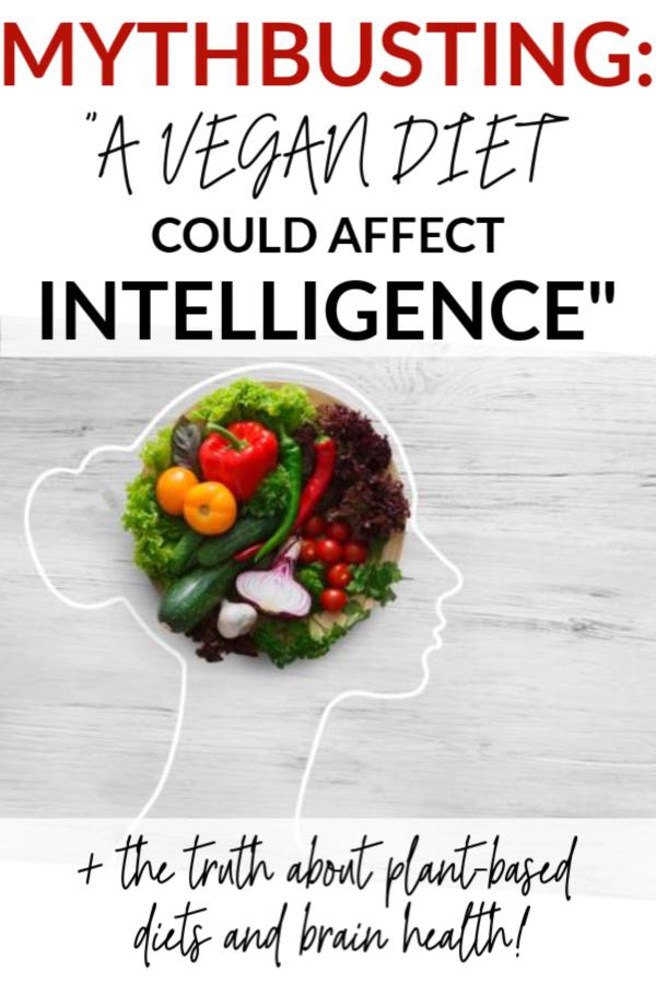 vegan brain health