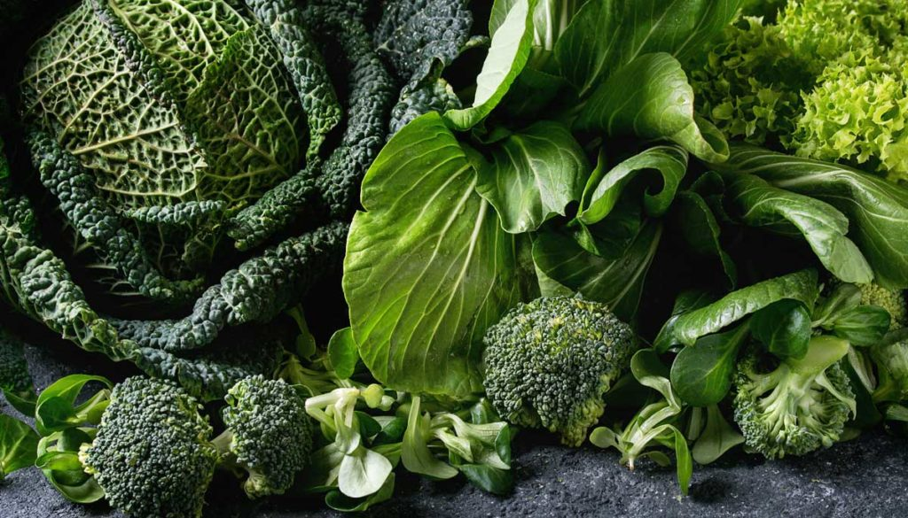 vegan brain health greens