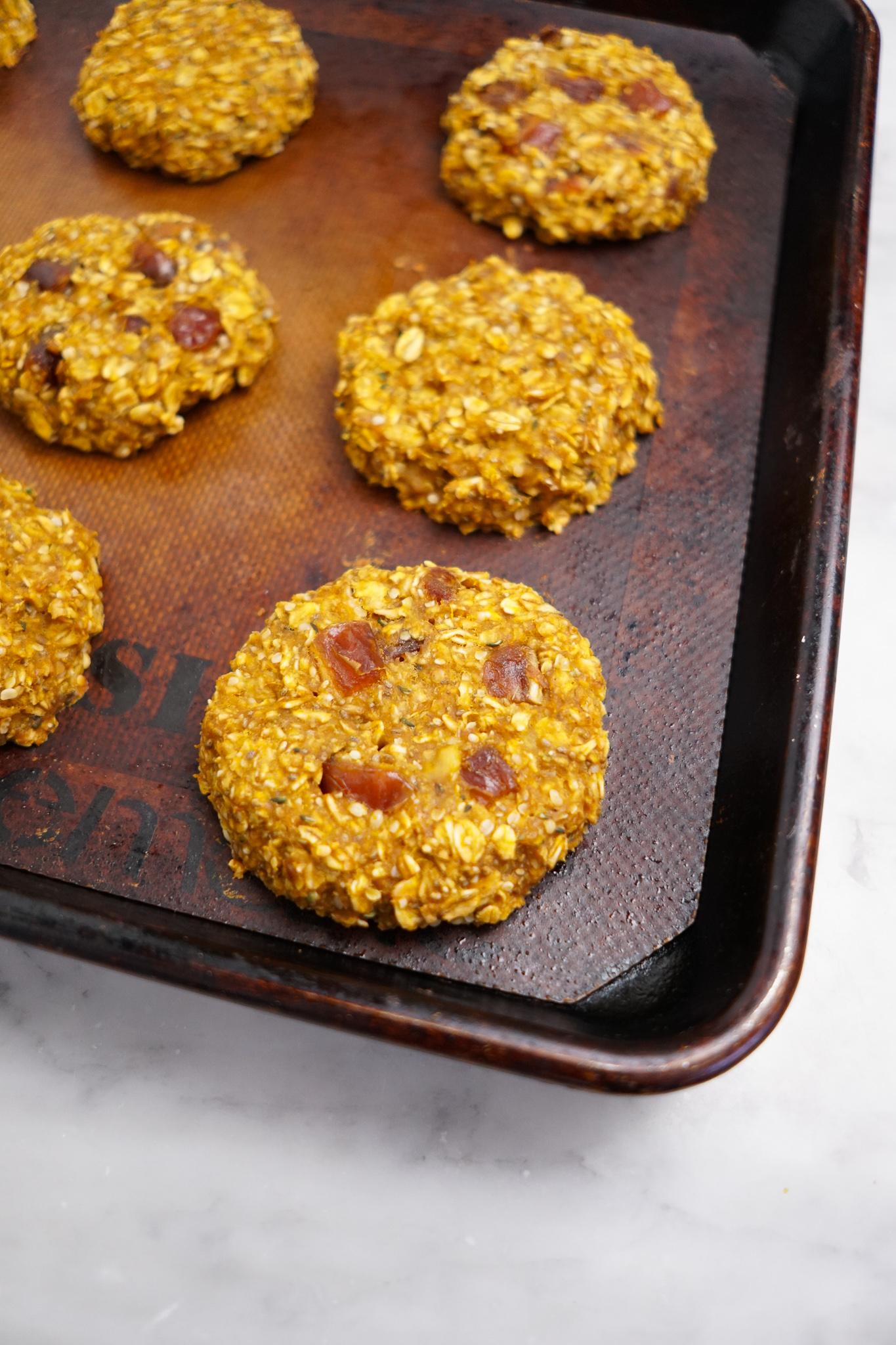 sweet potato breakfast cookies