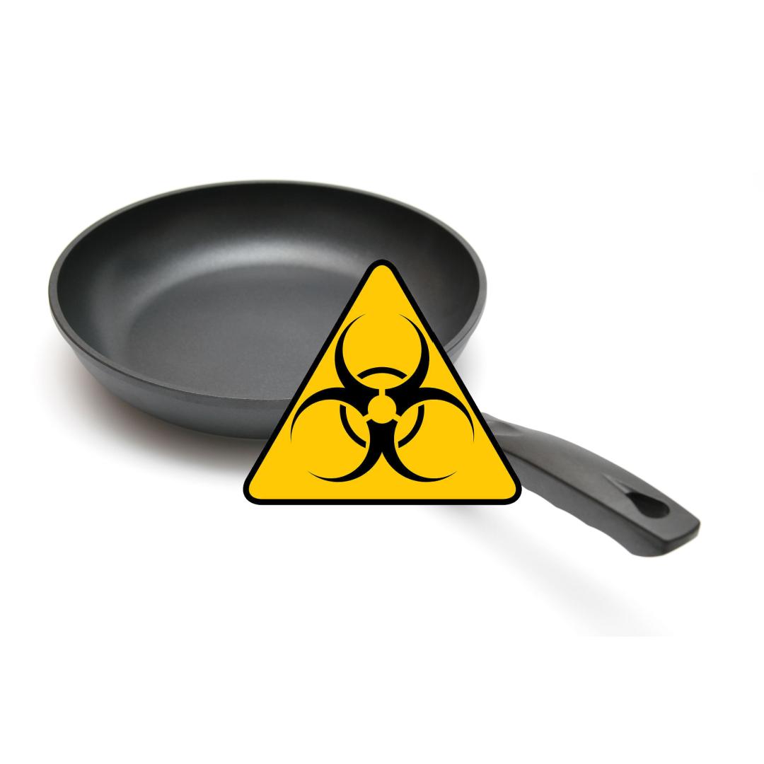 hazard cookware