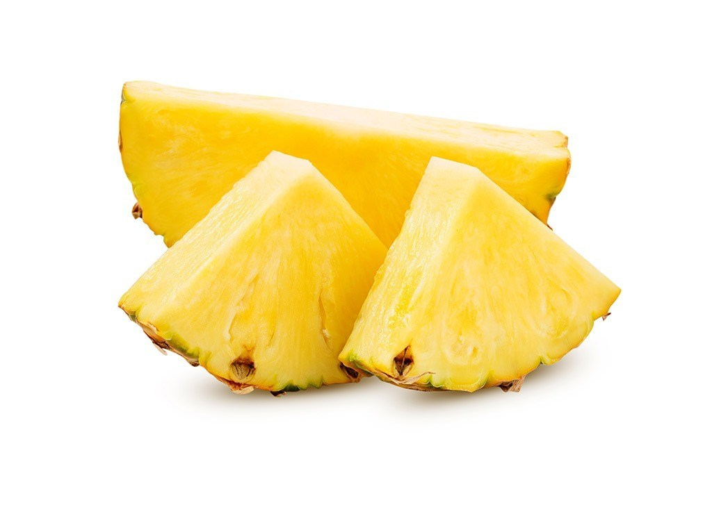 what I eat pineapple